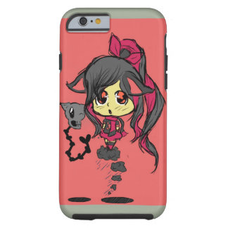 Stormy Bones Tough iPhone 6 Case