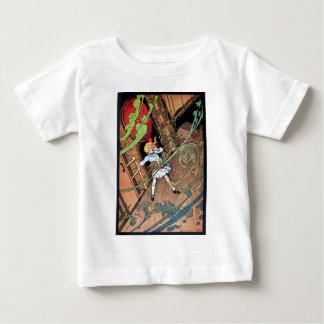 Stormy Ship Baby T-Shirt