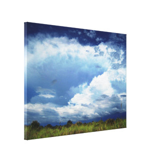 Stormy Skies Gallery Wrap Canvas