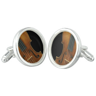 Stradivari Close-Up Cufflinks