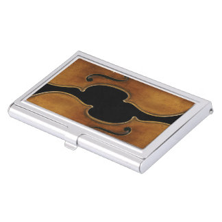 Stradivari Duo Business Card Holder