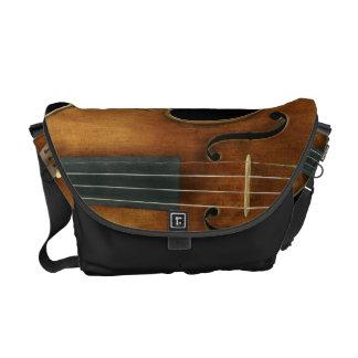 Stradivari Reproduced on Commuter Bag