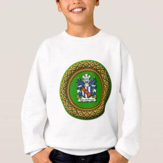 Stradling Crest Sweatshirt