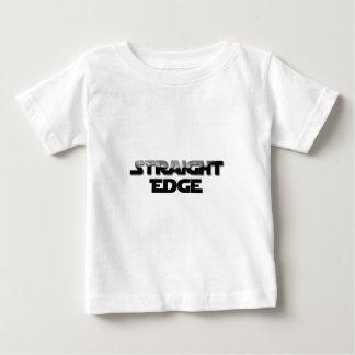 Straight-Edge Baby T-Shirt