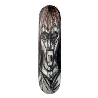 Straight Jacket Psycho Killer for Halloween Skate Board Decks
