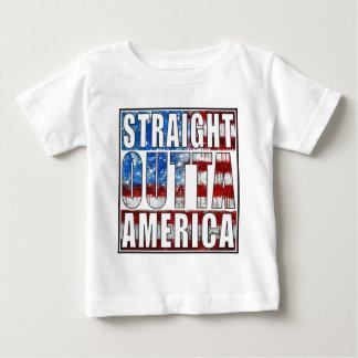 straight outta America.jpg Baby T-Shirt