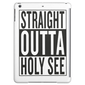 straight outta Holy See