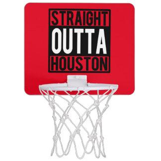 Straight Outta Houston funny basketball hoop