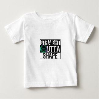 Straight Outta Shape BWLF Baby T-Shirt