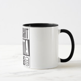 Straight Outta Storage Mug