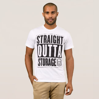 Straight Outta Storage T-shirt