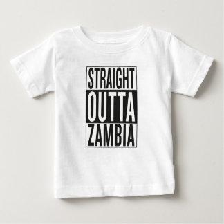 straight outta Zambia Shirts