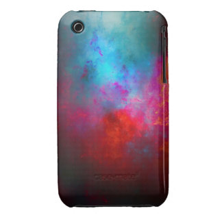 strange clouds iPhone 3 Case-Mate cases