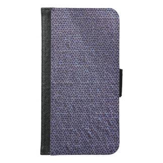 Strange mosaic pattern samsung galaxy s6 wallet case
