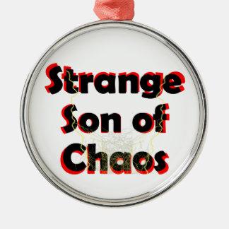 Strange Son Of Chaos Christmas Ornament