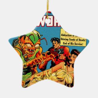 Strange Worlds -- Space Princess Christmas Ornament