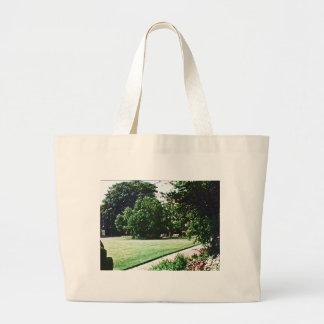 Stratford-upon-Avon England Garden snap-28838 jGib Large Tote Bag