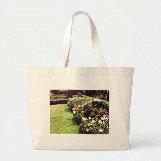 Stratford-upon-Avon England Garden snap-29087 jGib Large Tote Bag