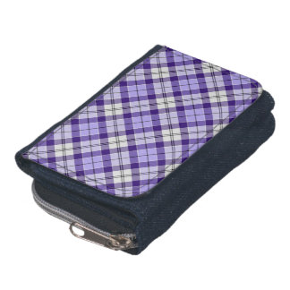 Strathclyde District Tartan Wallets