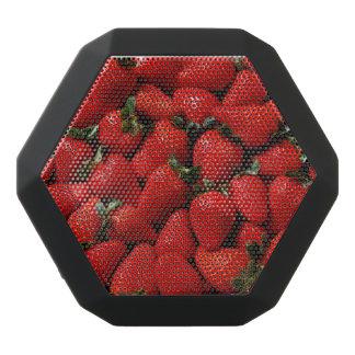 Strawberries Black Boombot Rex Bluetooth Speaker