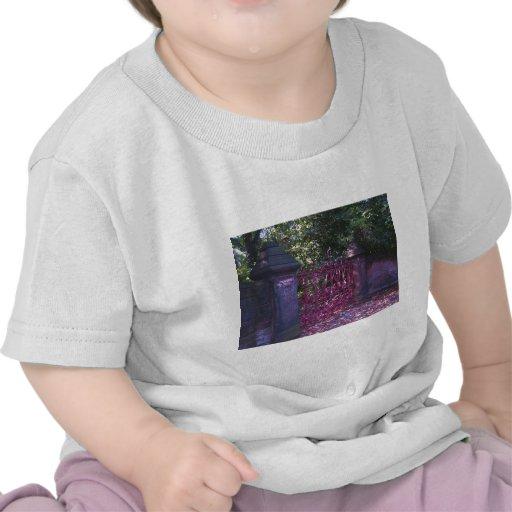 Strawberry Field Gates, Liverpool UK T Shirts