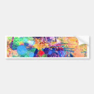 STRAWBERRY FIELDS FOREVER BUMPER STICKERS