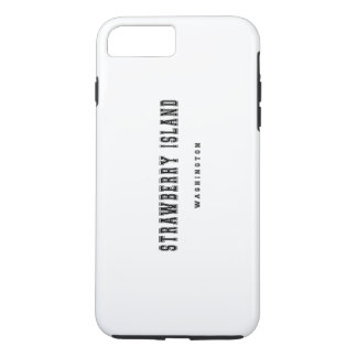 Strawberry Island Washington iPhone 8 Plus/7 Plus Case
