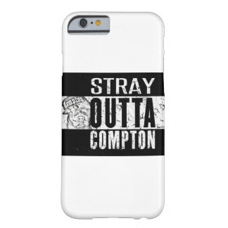 STRAY OUTTA COMPTON BARELY THERE iPhone 6 CASE