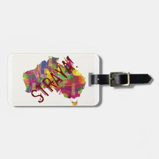 STRAYA - Luggage tag