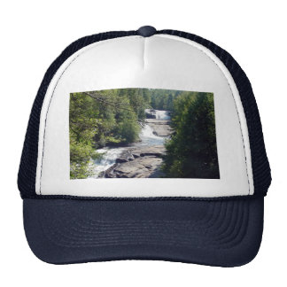 Stream And Waterfall Hat