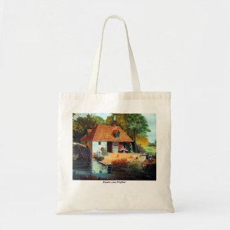 Streamside Mill Tote Bag