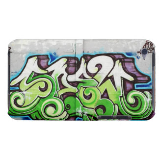 street graffiti art barely there iPod cover