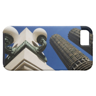 Street lamp detail at Marina City Towers Chicago Tough iPhone 5 Case