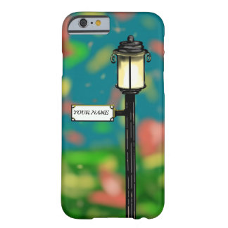 STREET LAMP your name Barely There iPhone 6 Case