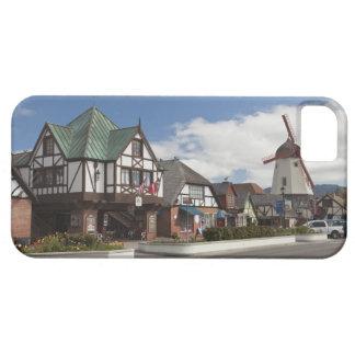 Street Scene from historic Solvang, 'The Danish iPhone 5 Cases