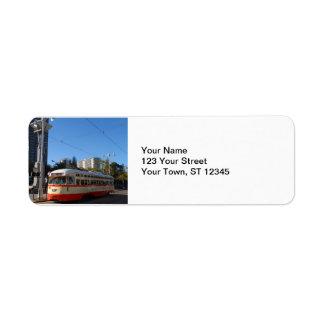 Streetcar- San Francisco