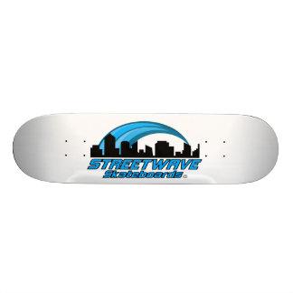 StreetWave Skate Board Design