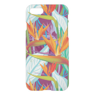 Strelitzia Pattern iPhone 8/7 Case