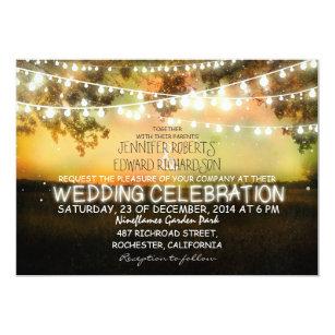 Outdoors Wedding Invitations | Zazzle.co.nz