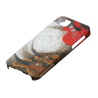 Strings At War iPhone 5 Case-Mate Case