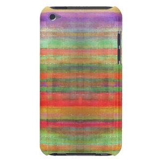 Striped Art Pattern iPod Touch Case
