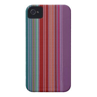 Striped Rainbow | Customizable iPhone 4 Covers