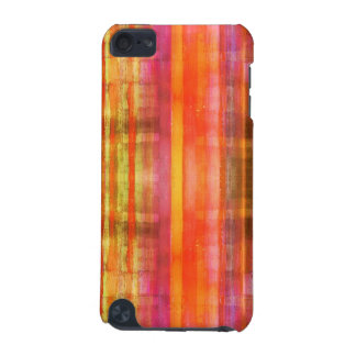 Stripes Abstract Art Pattern iPod Touch Case