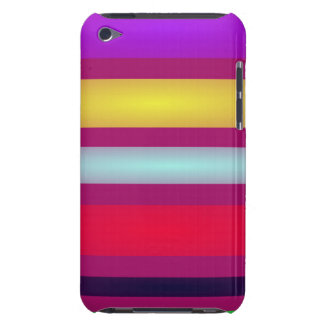 Stripes Art Horizontal iPod Touch Cover