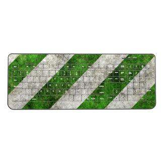 Stripes Custom Wireless Keyboard