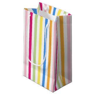 Stripes Small Gift Bag