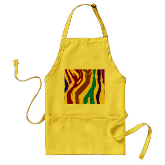 Stripes Standard Apron