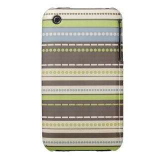 Stripey iPhone 3G   3GS Case-Mate iPhone 3 Case-Mate Cases