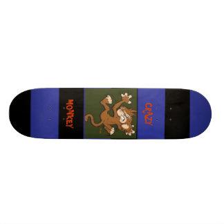 strips, crazy mnkey, CRAZYMONKEY 19.7 Cm Skateboard Deck