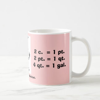 Strong Bones Hot Chocolate Mug